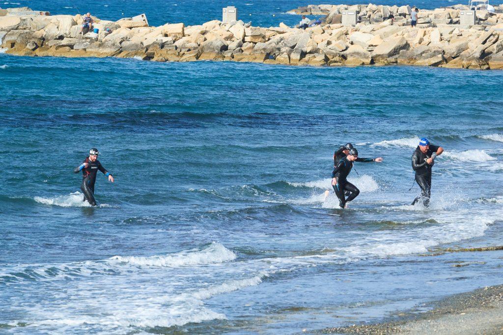 Сборы Тристайл на Кипре