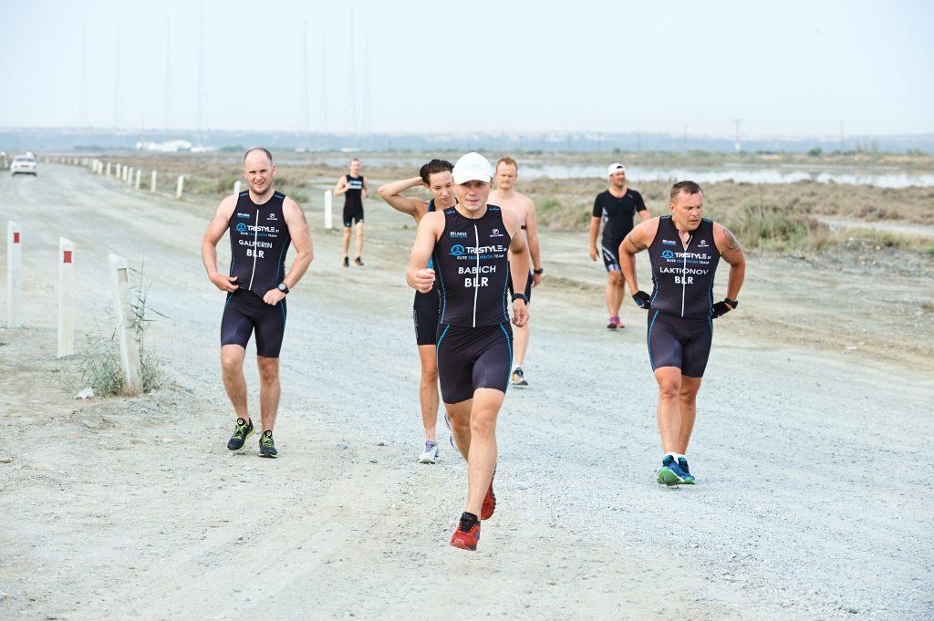 Соревнования триатлон Тристайл на Кипре