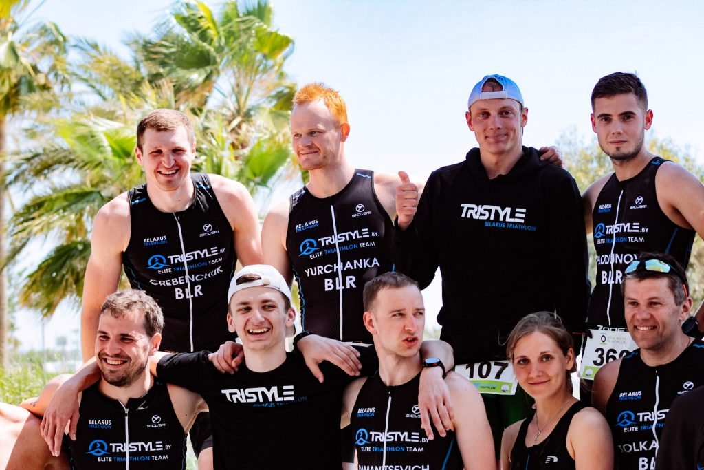 Tristyle triathlon team. Сборы 2017. Ironman триатлон Беларусь.