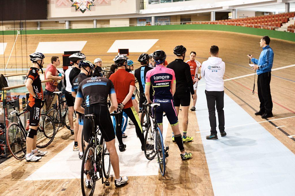 Tristyle Indoor Cup (на велотреке)