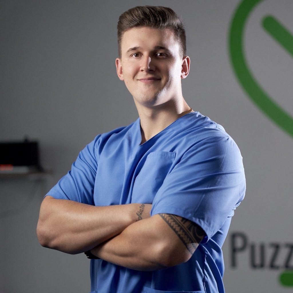 Иван Сницеренко - реабилитолог в Tristyle